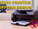 How To Fix Printer Offline Error On Windows 10?