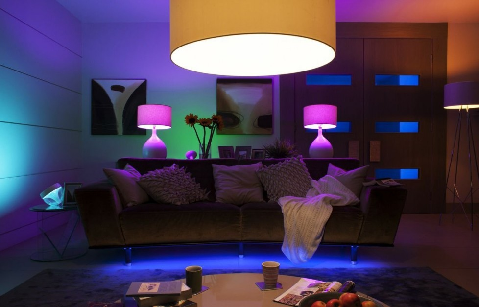 Philips Hue Ambiance Light Bulb System